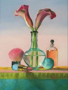 Lorinda Bryan — Calla Lilies, 2008 (607x800)