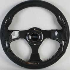 brushed alum spoke Boat Steering Wheel Black ALUMINUM SPOKE Black Polyurethane