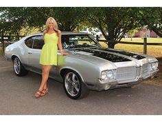 '72 Oldsmobile Cutlass classic