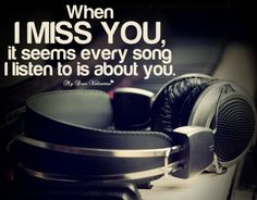 beautiful missing you quotes for him images