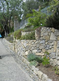 pierres seches