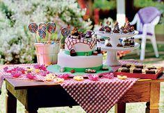 Casa e Jardim - Casa e Comida - NOTÍCIAS - 10 dicas para fazer uma festa infantil
