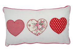 Amore Appliqué Cushion