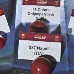 Sorteggi Europa League: Napoli Dnipro e Siviglia Fiorentina