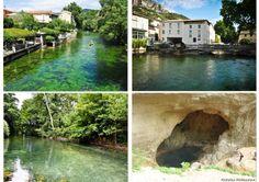 Destino Provence: A fonte do vale fechado