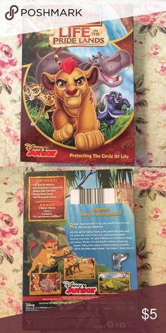 Disney The Lion Guard, Life in the Pride Lands. Disney The Lion Guard, Life in the Pride Lands. Unopened. Other