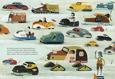 Lyžníci z Plískanic | české ilustrované knihy pro děti | Baobab Books