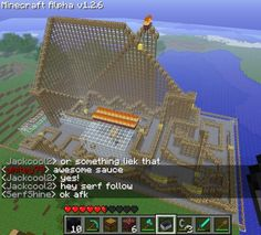 Minecraft Epic Builds | ... Multiplayer Picture Thread - Minecraft Forum - Page 16 - Page 16