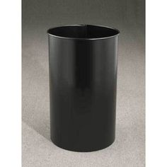39 Gallon 20 X 29 Large Open Top Home Office Wastebasket Outdoor Indoor Trash