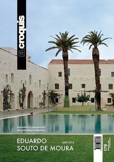 El Croquis 176 : Eduardo Souto de Moura (2009-2014) | El Croquis magazine