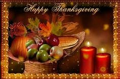 Happy Thanksgiving! An Attitude of Gratitude Always Works Well…