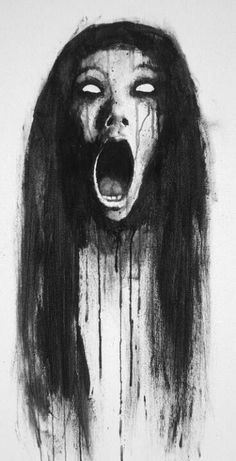 horror drawings tumblr - Google Search