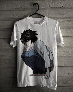 Kaos Death Note L - Bikin Kaos Satuan
