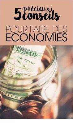 5 CONSEILS POUR FAIRE DES ÉCONOMIES. – Good Vibes Only