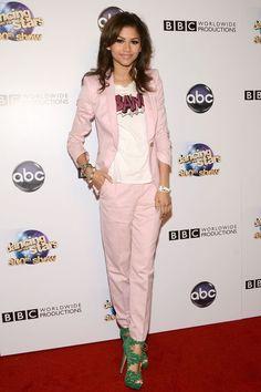 Top 10 looks: Zendaya Coleman