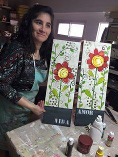 Hecho por Fabi Ruiz en el taller de Rosita Perosa