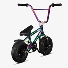 Rocker Mini BMX : OIL SLICK LIMITED EDITION PRE ORDER