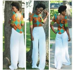 African prints #Africa #Clothing For More Latest  Styles Click Here >> http://www.dezangozone.com/