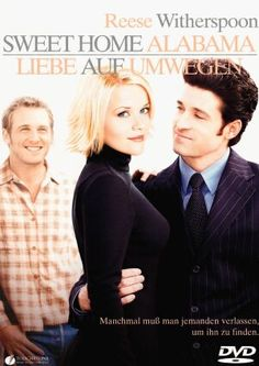 Patrick Dempsey, Reese Witherspoon & Josh Lucas - Sweet Home Alabama. my favorite of her movies Reese Witherspoon, Streaming Movies, Hd Movies, Movies Online, Hd Streaming, Famous Movies, Iconic Movies, Classic Movies, Film Music Books