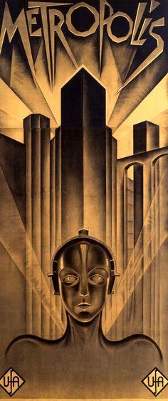 Metropolis, l'affiche à 1 million de dollars