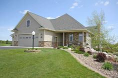 """LP SmartSide 8"""" lap siding pre-finished with Diamond-Kote Clay."""
