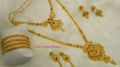I want dis Gold Haram Designs, Gold Earrings Designs, Gold Jewellery Design, Necklace Designs, Gold Wedding Jewelry, Gold Jewelry Simple, Bridal Jewelry, Lady, Mehndi