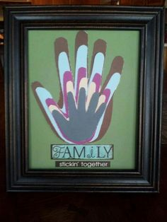 Organizing with your family