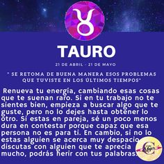 #horoscopo #signos #doce #tauro #love #peace #enjoy #astrologia #mujer #woman #girl #work #trabajo #health #dinero #money #Hoy #astros #1A #abril #OMG