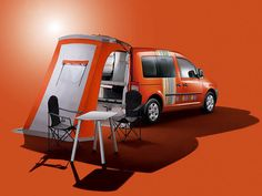 VW Caddy Tramper photo 03