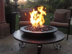 Image result for grand effects caldera fire table