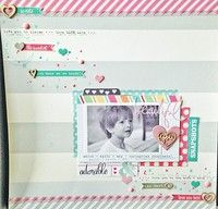 A Project by tmkimbrell from our Scrapbooking Stamping Galleries originally submitted 04/02/13 at 11:58 AM