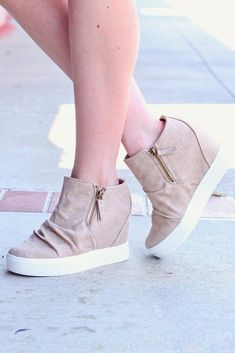 e8a2eb8b179a 14 Best hidden wedge sneakers images in 2018 | Cleats, Hidden wedge ...