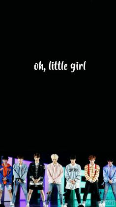 Oh little girl team💛 Tumblr Wallpaper, Iphone Wallpaper, Produce 101 Season 2, Second Season, Jinyoung, My Idol, Little Girls, Fan Art, Kpop