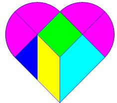 Tangram, Learn To Read, Paper Cutting, Montessori, Preschool, Outdoor Blanket, Paper Crafts, Teaching, Quilts