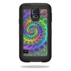 Skin Decal Sticker for OtterBox Defender Samsung Galaxy S5 Case Tripping #MightySkins