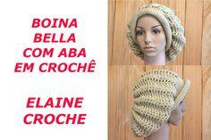 21 melhores imagens de Crochê - gorros e chapéus  b491ad2f0e4