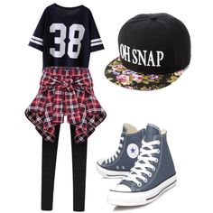 The Fooo Conspiracy outfit girl version