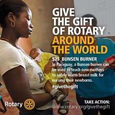 A US$25 gift can make a big impact to new mothers. Find out how your gift works to improve lives: http://ow.ly/FNVch