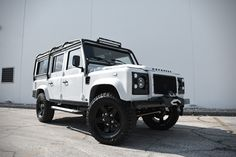 Land Rover Project Alpine By East Coast Defenders 10
