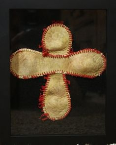 Baseball Cross...coach gift?