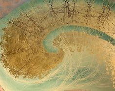hippocampus painting by neuroscience PhD student Greg Dunn