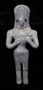 Mehrgarh figure is Indus Valley, Mehrgarh period, circa Ancient Aliens, Ancient Egypt, Ancient History, Bronze Age Civilization, Indus Valley Civilization, Ancient Artefacts, Ancient Civilizations, Ancient Astronaut Theory, Alien Artifacts