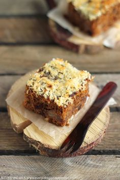 Every Cake You Bake: Ciasto drwala