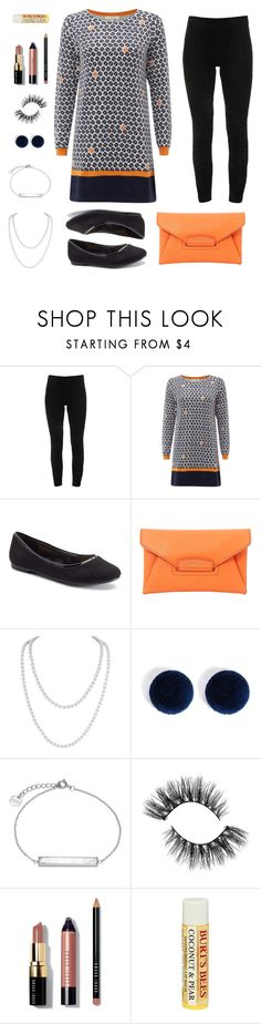 """Untitled #95"" by rainbowfiend on Polyvore featuring Elie Tahari, White Stuff, LC Lauren Conrad, Givenchy, Humble Chic, Forever 21, CLUSE, Bobbi Brown Cosmetics and Burt's Bees"