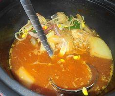 Homeplus Korean Spicy Seafood Stew Food