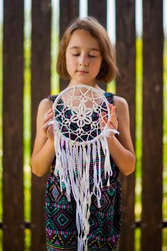 This boho dream catcher kit is a gift any girl will love! Your daughter will enjoy making dreamcatchers and keep the wall art for years. Creating these small dream catcher wall hangings is easy and fun! My DIY dreamcatcher kits include everything you need for this beautiful arts and crafts project.