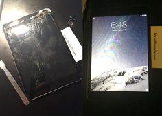 Ipad Mini A1432 digitizer repair