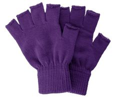 Winter Fingerless Gloves with or without Flap Cover Mitten Gloves, 4711_Purple Simplicity http://www.amazon.com/dp/B00M2PBXH0/ref=cm_sw_r_pi_dp_dqSbwb0W5J5X1