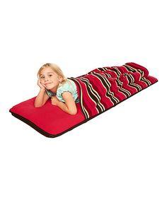 Look what I found on #zulily! Red Stepaire Air Mattress Nap Pad #zulilyfinds