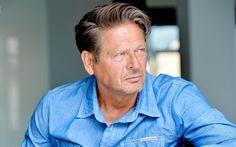 Download wallpapers Joshy Peters, 4k, german actor, celebrity, portrait